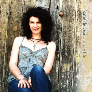 Image of Katie deVeau Simple life CD Cover