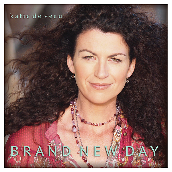 Image for Katie de Veau - Brand New Day Cover