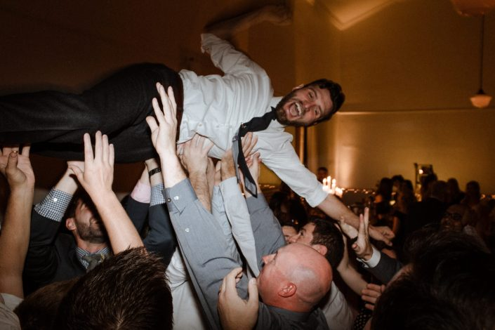 rosendale new york wedding party