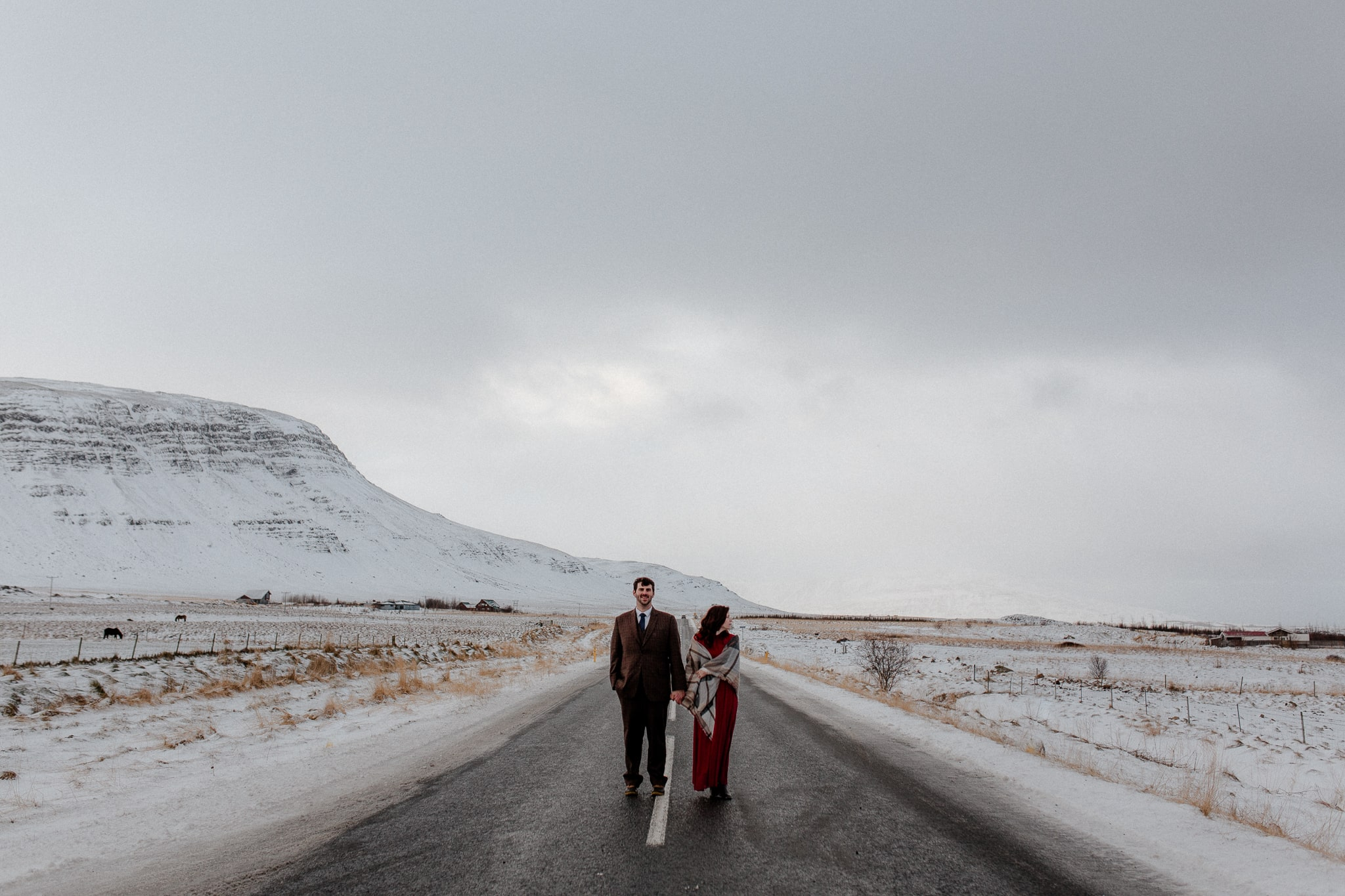 Iceland Elopement - Katie Jean Photography