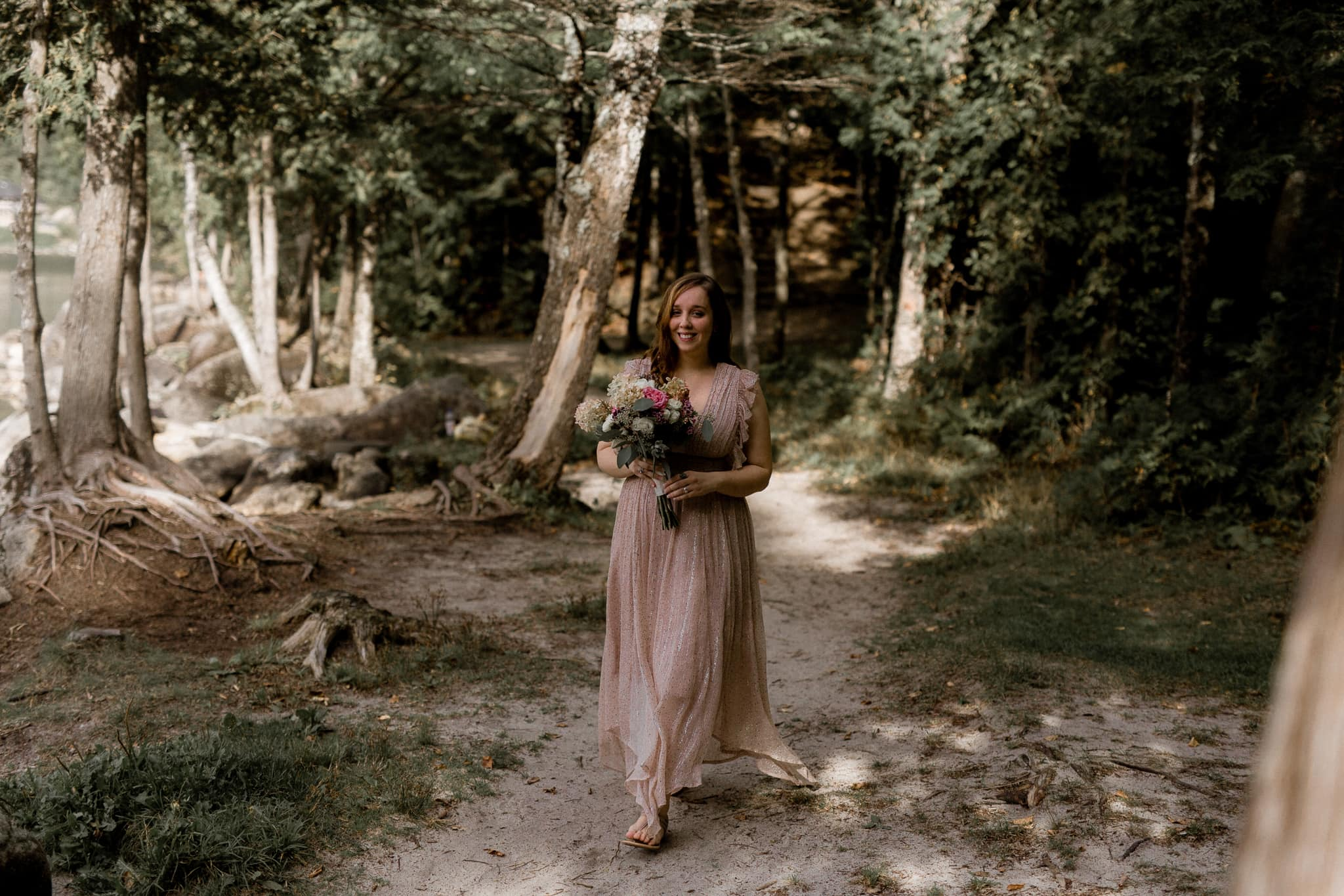 LAke Willoughby Elopement Vermont - Katie Jean Photography