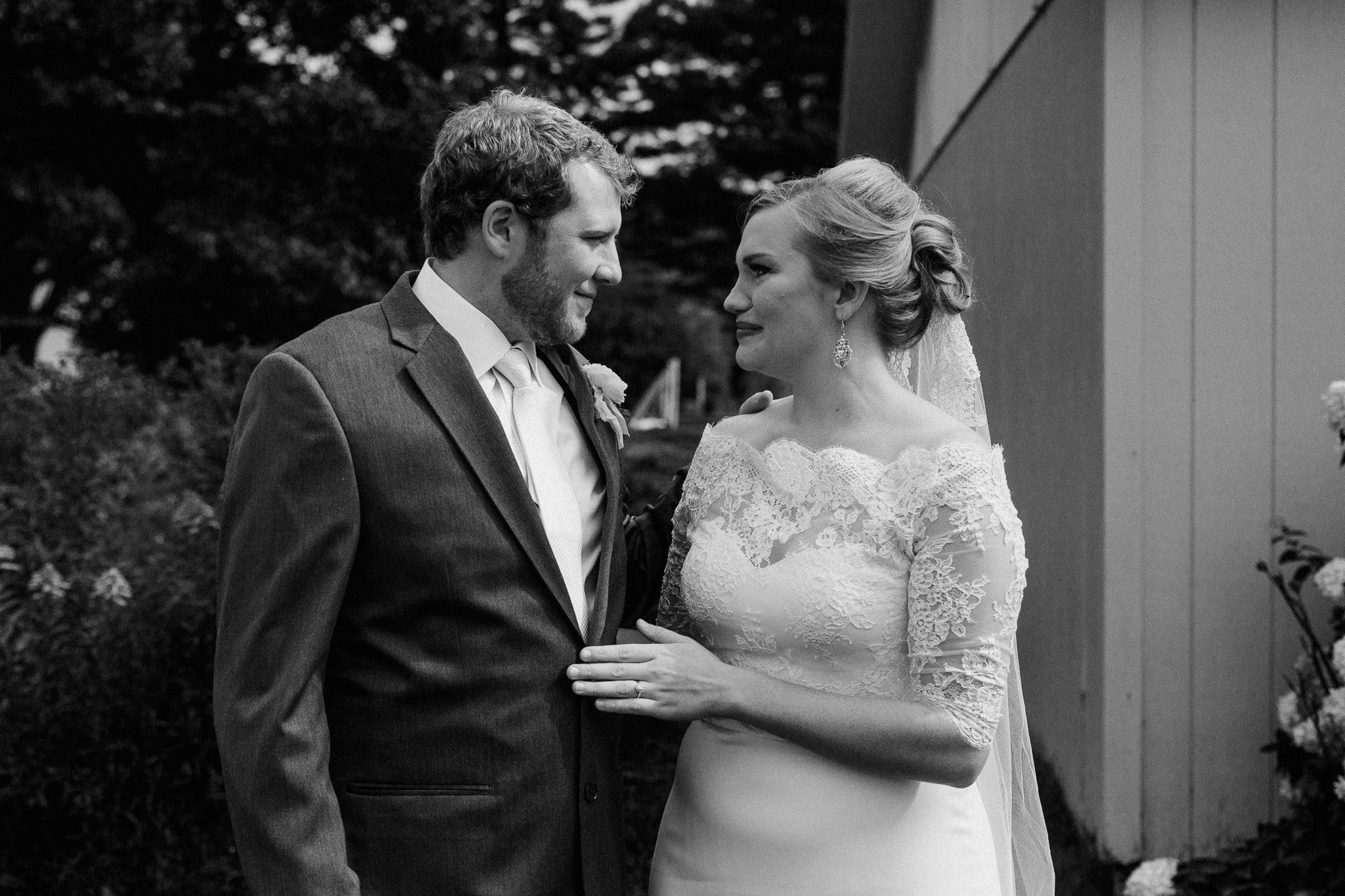Intimate Montpelier Vermont Wedding - Katie Jean Photography