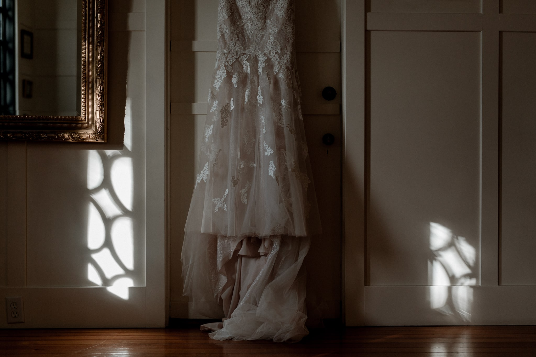 Moody Intimate Wedding York Maine - Katie Jean Photography