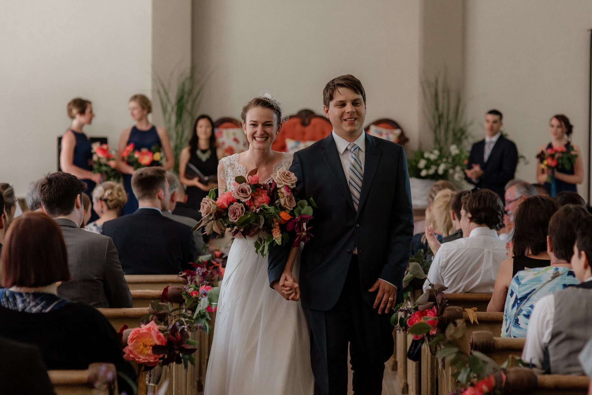 Wedding at Burlington Vermont - Katie Jean Photography
