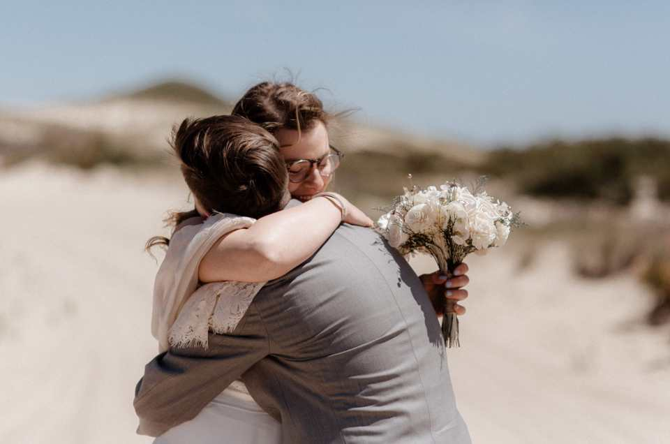 Nakeeta and Eli // Provincetown Elopement