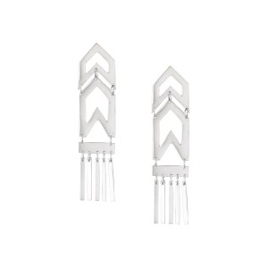 Brooklyn Fringe Earrings Kashmiry