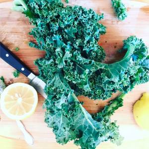 Kale | Berry | Chia Seed | Salad
