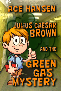 julius caesar brown and the green gas mystery 200x300