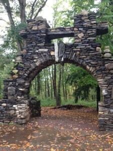 Gillettearchway