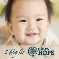 I Blog for Show Hope