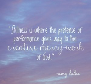 God's creative work of mercy by Amy Dalke for Katie M Reid