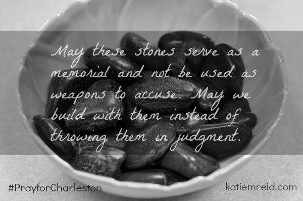 Stones As A Memorial image by Katie M Reid