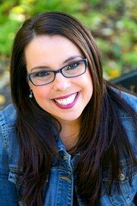 Writer Holly Mayes-Haynes