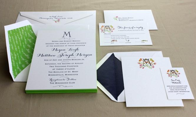 Jacksonville Zoo Wedding Invitations Heather O 39 Brien Design