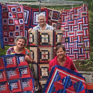 katiepm three quilting sisters