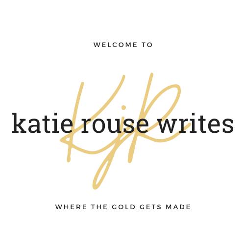 katie rouse writes logo
