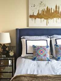 Bedroom Reveal with Anthropologie | Katie's Bliss