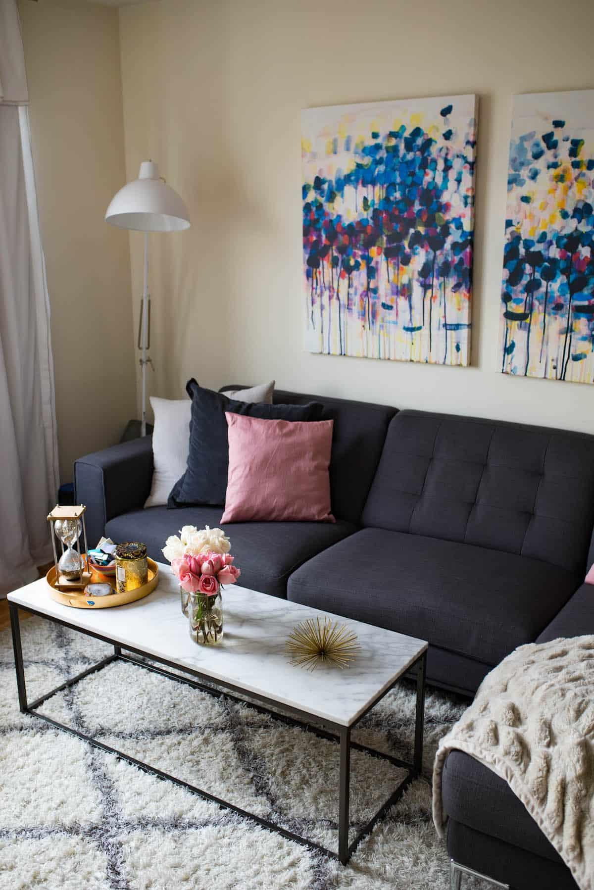 Home Decor Update  New York City Apartment 2017  Katies