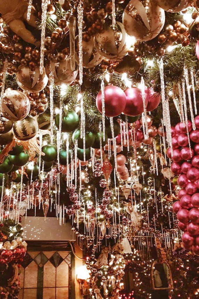 the ultimate new york city holiday guide katie s bliss - Best Christmas Decorations In Nyc