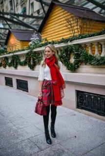 Peninsula Paris Holiday Tea Katie' Bliss