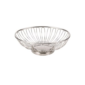 Bread Basket – Silver