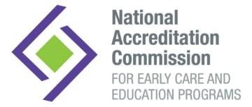 National Accreditation Commission logo