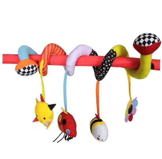 RedKite Garden Gang Twisty Spiraloo Activity Toy