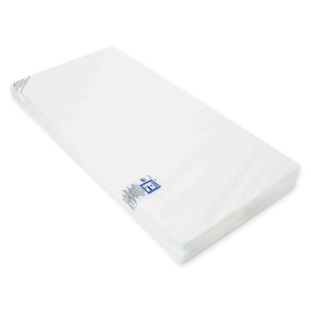 HEIDI Superior Foam Cot Mattress 117 x 55 cm x 10cm Thick