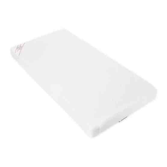 MAISY Superior Sprung/Spring Cot Mattress 127 x 63 x 10cm Thick