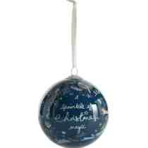 MP Navy Bauble