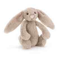 JC Bashful Bunny Beige Small