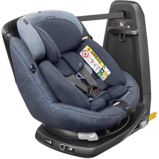 Maxi-Cosi AxissFix Plus i-Size Car Seat – Nomad Blue