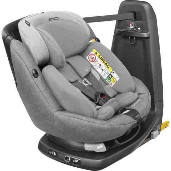 Maxi-Cosi AxissFix Plus i-Size Car Seat – Nomad Grey