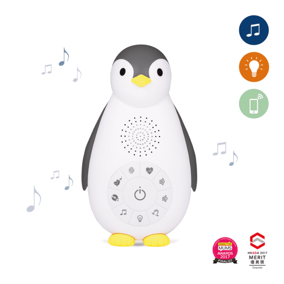Zazu Zoe the Penguin Soundmachine
