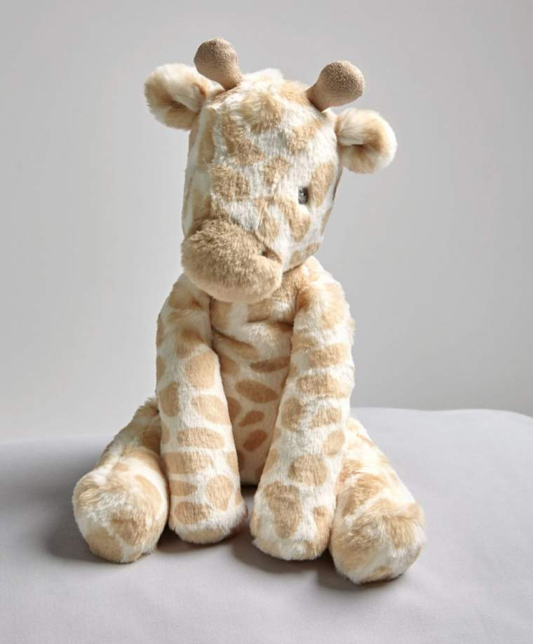 Mamas & Papas Welcome To The World Soft Toy – Geoffrey Giraffe