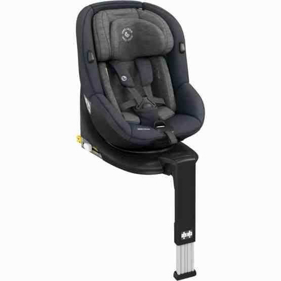 Maxi-Cosi Mica Car Seat- Authentic Graphite