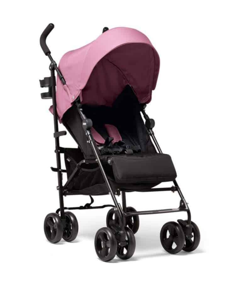 Mamas & Papas Cruise Buggy- Rose Pink