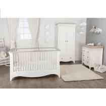 Cuddleco Clara 3pc Range White