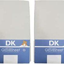 DK 2 Pack Grey Sheets