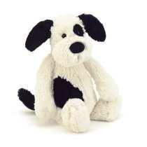 JC Black & Cream Puppy