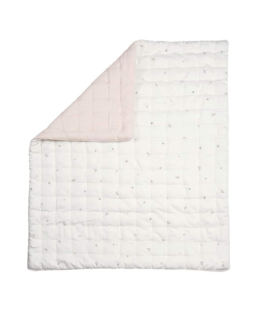 Mamas & Papas Welcome To The World Floral Quilt