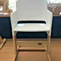 Boori Study Chair- White