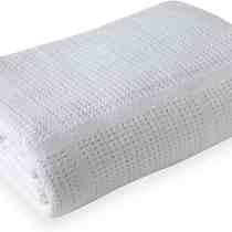 CDL Cellular Blanket White