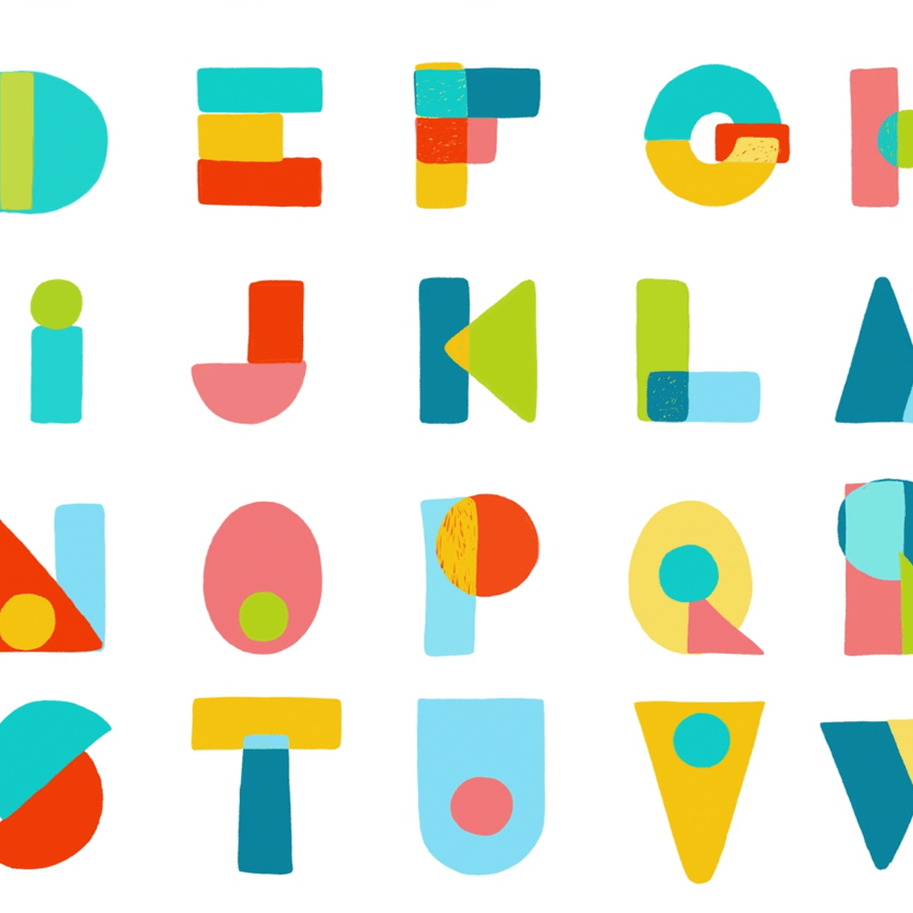 36 Days of Type: Animated
