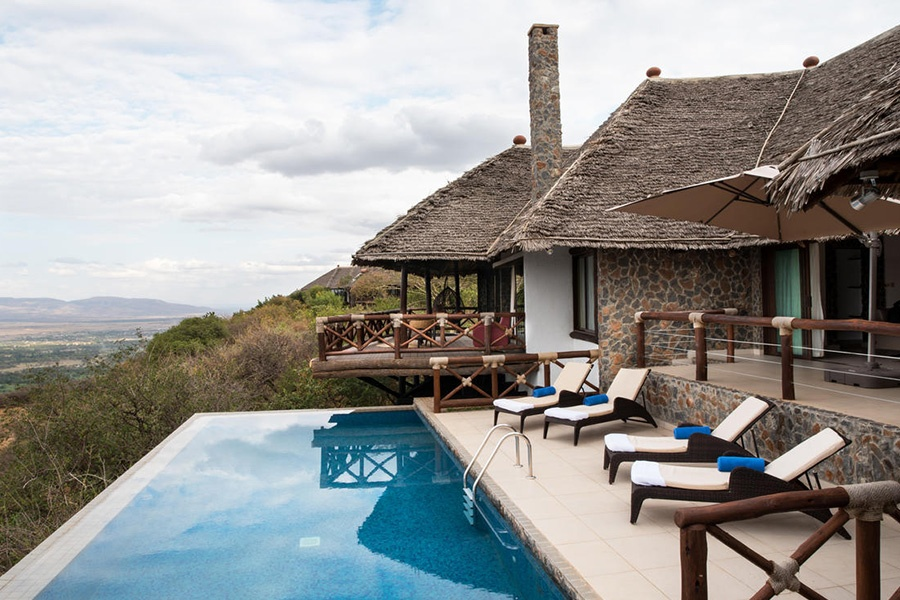 Ngorongoro Oldean Mountain Lodge