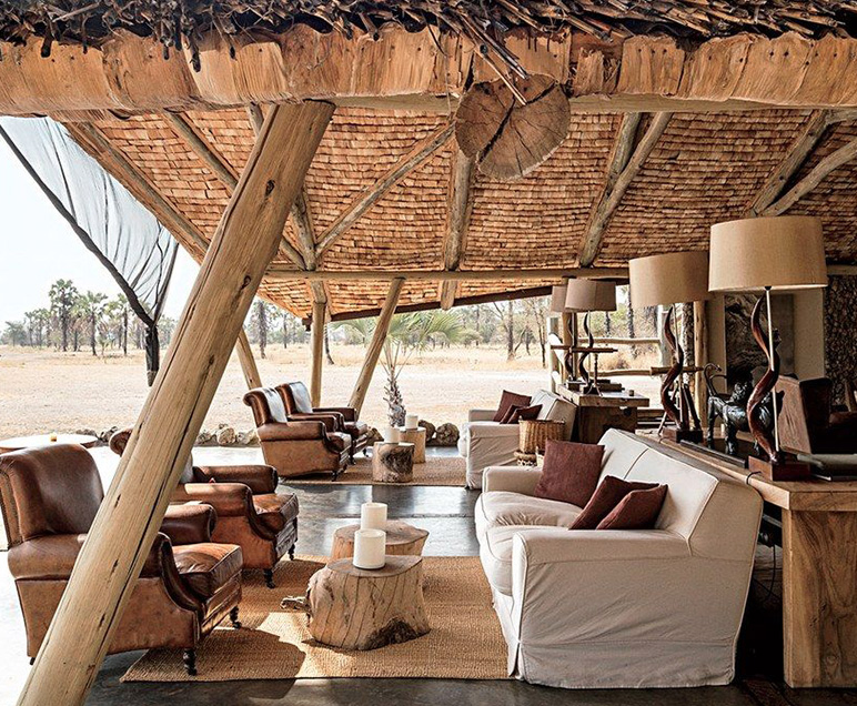 lodge safaris tanzania