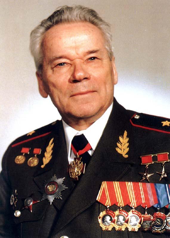 Μ. Καλάσνικοφ: Οι Ναζί με έκαναν κατασκευαστή όπλου, για την υπεράσπιση της πατρίδας μου