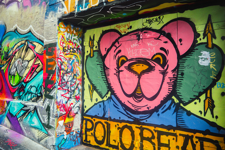 Where to find the best street art in Melbourne | Kat is Travelling