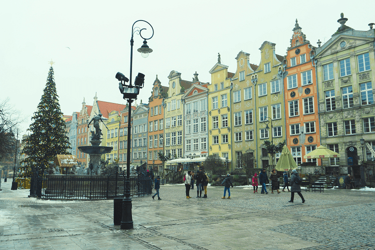 5 things to do if you only have 2 days in Gdansk | Kat is Travelling