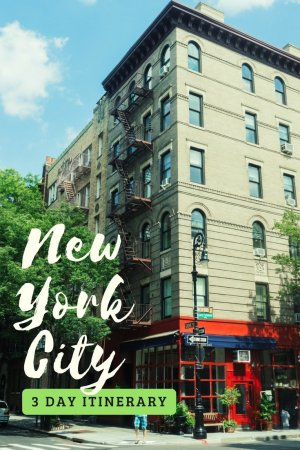 There are so many attractions in New York City that if you're visiting for only 3 days you need an itinerary that hits all the highlights...this is it!
